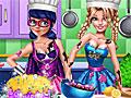 Принцессы Диснея: Конкурс шеф-поваров