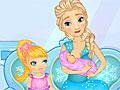 Холодное сердце: Рождение ребенка Эльзы