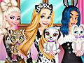 Принцессы Диснея: Любимое животное