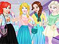 Принцессы Диснея: Секреты подруг