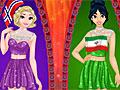 Принцессы Диснея: Международный конкурс красоты