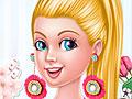 Новые серьги Барби