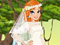 Холодное сердце: Свадьба Анны в стиле бохо