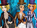Принцессы Диснея: Мода рококо