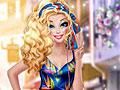 Тропическая Барби в городе