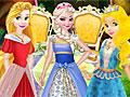 Принцессы Диснея: Чаепитие в Стране чудес