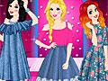 Принцессы Диснея: Коллекция Деним
