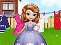 Принцесса София: День в прачечной