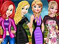 Опрятные принцессы Диснея