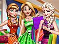 Богатые принцессы Диснея на шоппинге