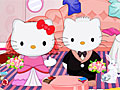 Хелло Китти: Свадебная уборка