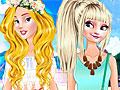 Принцессы Диснея: Летняя вечеринка