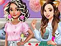 Принцессы Диснея: Друзья Белль и Моана