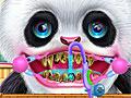 Панда у стоматолога