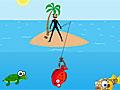 Леди Баг и Супер Кот на рыбалке