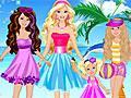 Барби: Пляжные наряды