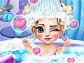 Холодное сердце: Ванная для маленькой королевы