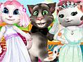 Говорящий кот на конкурсе невест