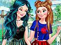 Принцессы Диснея: День друзей