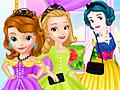 Принцессы Диснея: Аксессуары для принцесс