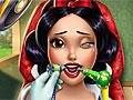 Белоснежка у стоматолога