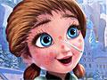 Холодное сердце: Юная Анна