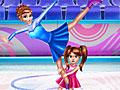 Холодное сердце: Конкурс на льду