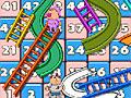 Настольные игры: Змеи и лестницы