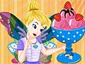 Клубничное мороженое от Динь-Динь
