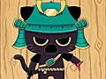 Спиннер для кота самурая