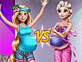 Принцессы Диснея: Мода для беременных