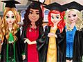 Принцессы Диснея: Вечеринка на выпускной