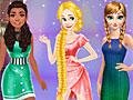 Принцессы Диснея: Выпускной-карнавал