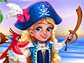 Принцесса-пират и сокровище