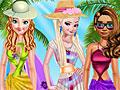 Летние каникулы принцесс Диснея
