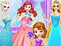 Принцессы Диснея: Бутик платьев