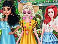 Принцессы Диснея: Мода на помпоны