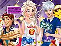 Принцессы Диснея: Вечеринка в стиле Эмоджи