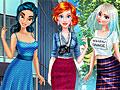 Принцессы Диснея: Популярный тренд Ариэль