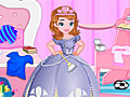 Уборка принцессы Софии