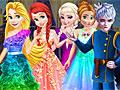 Принцессы Диснея: Вечеринка с фейерверком