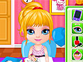 Малышка Барби: Домашнее безделье