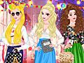 Принцессы Диснея: Модные школьные тенденции
