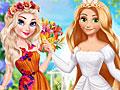 Принцессы Диснея: Свадебная подготовка