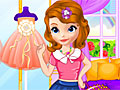 Принцесса София готовится к школе