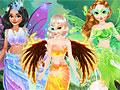 Принцессы Диснея: Наряды фей
