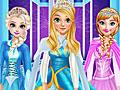 Принцессы Диснея: Рапунцель в Эренделл
