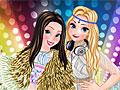 Холодное сердце: Ди-джеи Анна и Эльза