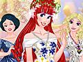 Принцессы Диснея: Идеальная свадьба