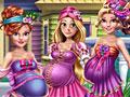 Принцессы Диснея: Мода беременных мам